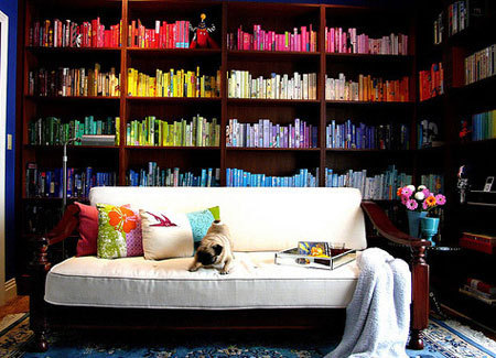Organizing your home library claire kurtz is the well The most organized home