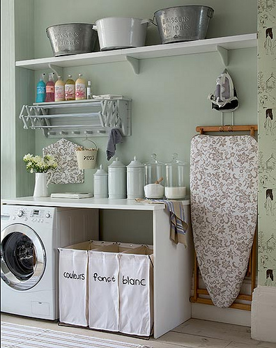 Laundry Room Items Interesting Laundry Room Organization  Claire Kurtz Is The Wellorganized Woman Design Decoration